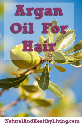 Argan oil benefits for your hair