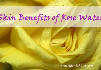 Amazing Skin Benefits of rose water