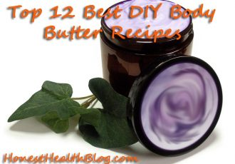 Top12bestbodybutterrecipes
