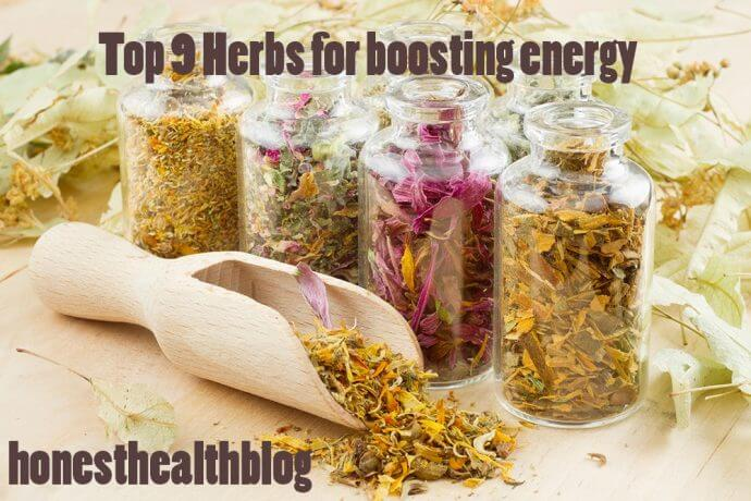 top-9-herbs-to-boost-energy