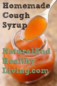 Homemade Cough medicine recipe